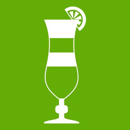 Cocktail icon green