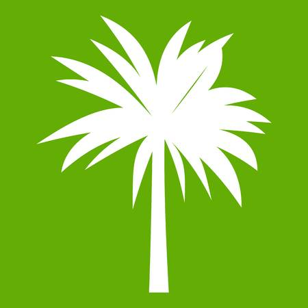Palm icon green