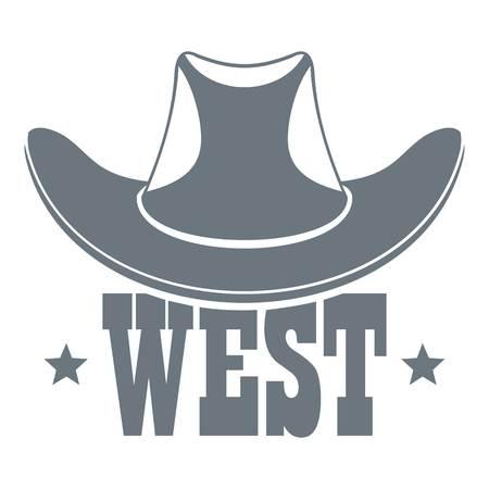West. Vintage illustration of west vector for web Stock Vector - 88150307
