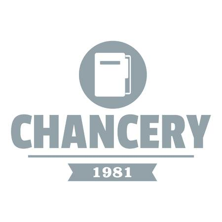 Chancery. Simple illustration of chancery vector for web Illustration