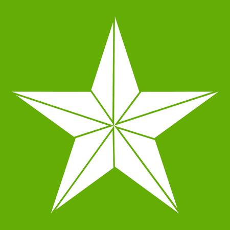 Star icon green