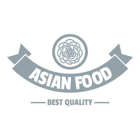 Hot asian food   simple gray style