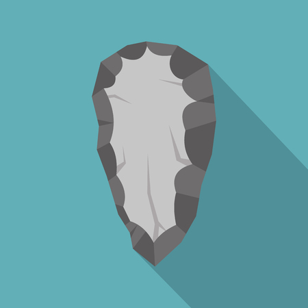 Old tool icon. Flat illustration of old tool vector icon for web