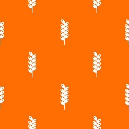 Tight spike pattern seamless Illustration