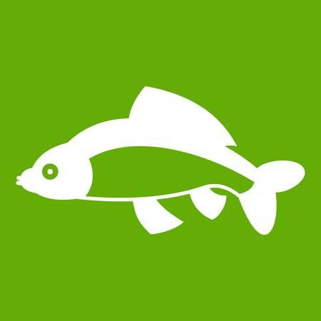 Fish icon green
