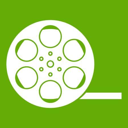 Film icon green