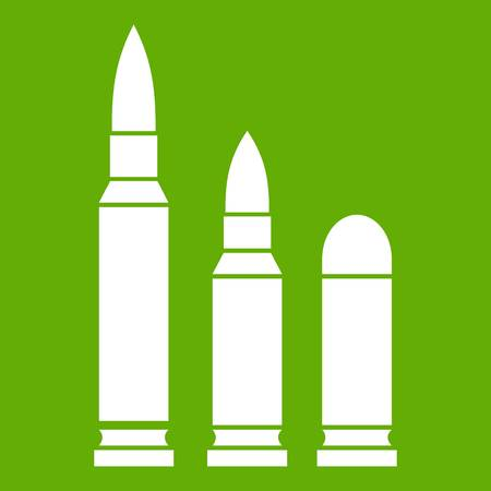 Bullets icon green