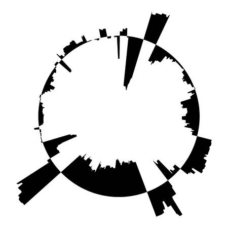 soundtrack: Audio equalizer soundtrack icon, simple black style