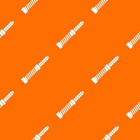 Mini electronic hookah pattern seamless