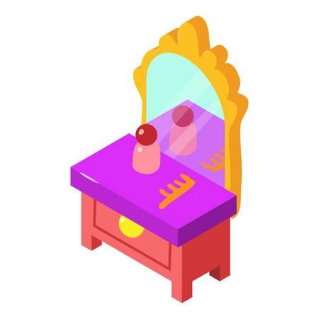 Console mirror icon.