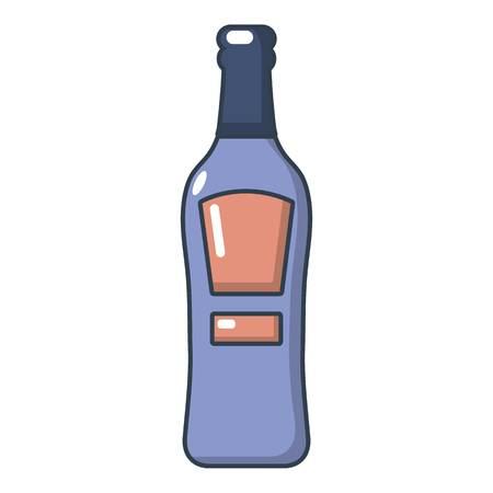 Bourbon icon. Cartoon illustration of bourbon vector icon for web