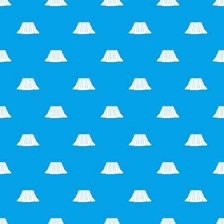 Niagara Falls pattern seamless blue