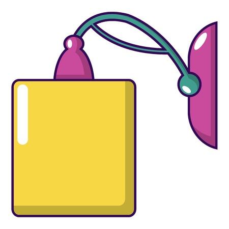 Blaker pictogram. Cartoon illustratie van blaker vector pictogram voor web Stock Illustratie