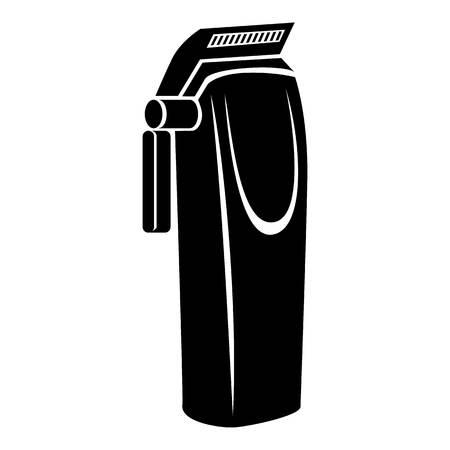 Electric razor icon. Illustration