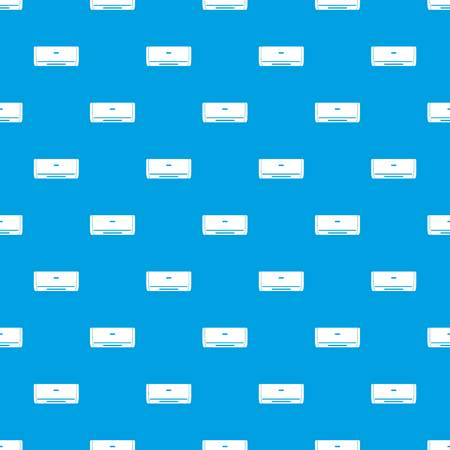 Internal unit air conditioner pattern seamless