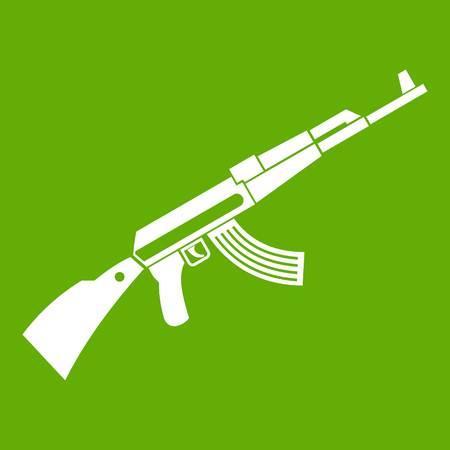 Mahicne Gun icon green