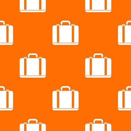 Suitcase pattern seamless