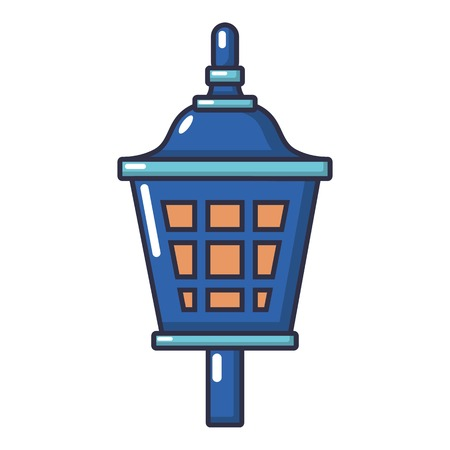 Mosquito trap icon, cartoon style Illustration