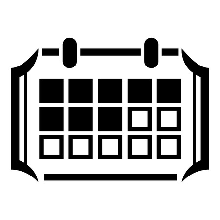 Reminder icon. Simple illustration of reminder vector icon for web
