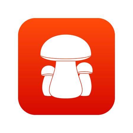 Mushroom icon Vectores