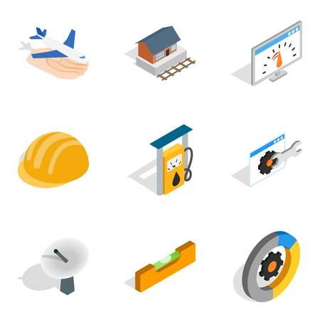 Restore icons set