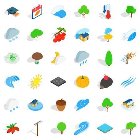 Mundane icons set