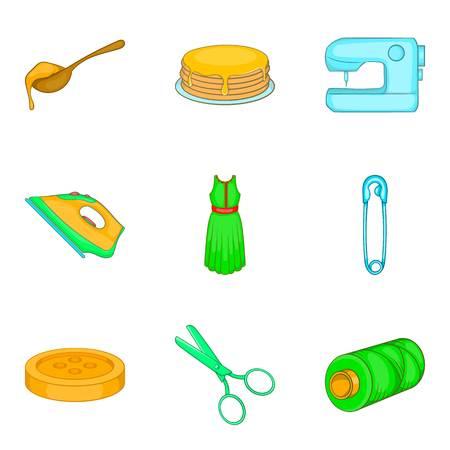 Asset icons set