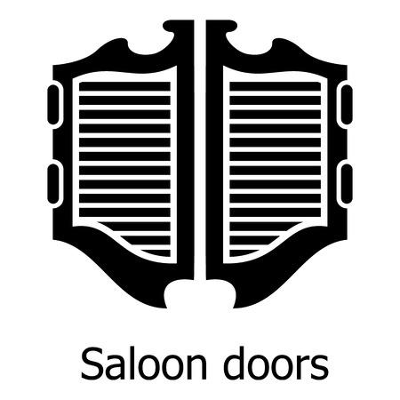 Porte lounge icône . simple illustration de la porte de l & # 39 ; icône de vecteur pour le web Banque d'images - 98423178