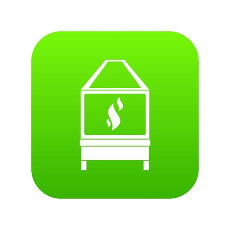 Blacksmith icon digital green