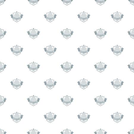 Golf pattern vector seamless repeat for any web design