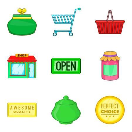 Wine revelry icons set. Cartoon set of 9 wine revelry vector icons for web isolated on white background