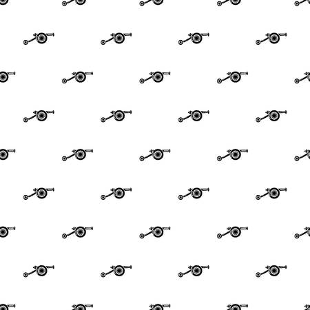 Siege gun pattern vector seamless repeating for any web design
