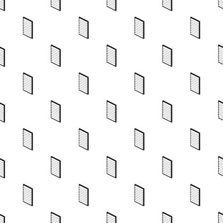 Rectangular window frame pattern vector seamless repeating for any web design