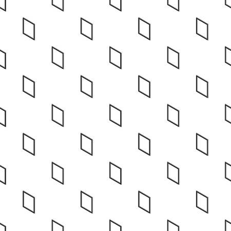 Metal-plastic window frame pattern vector seamless repeating for any web design.