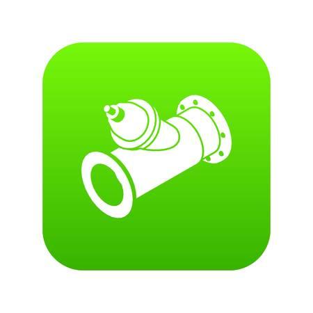 Pipe icon vector illustration