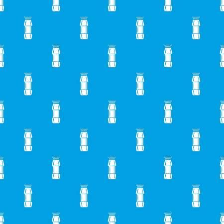 Flashlight pattern vector seamless blue