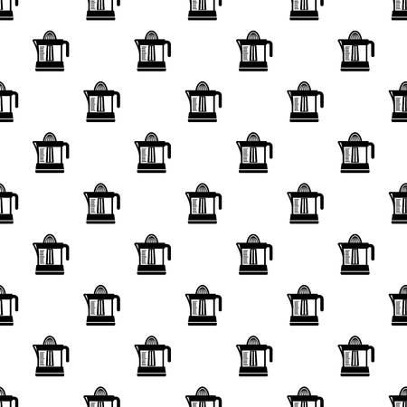 Juicer pattern vector seamless
