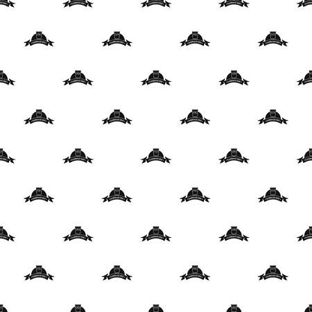 Bin office pattern vector seamless repeat for any web design