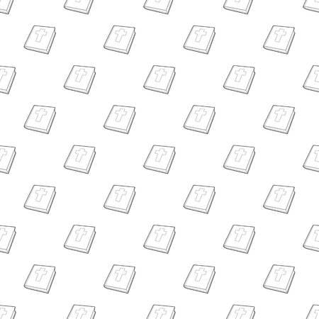 Bible pattern vector seamless 일러스트