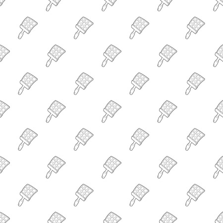 Swatter icon, outline style