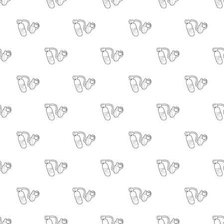 Oxygen mask icon. Outline illustration of oxygen mask vector icon for web design
