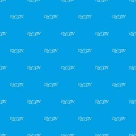 Profit word with a dollar sign pattern vector seamless blue repeat for any use