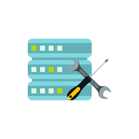 Configuring cells for data storage icon