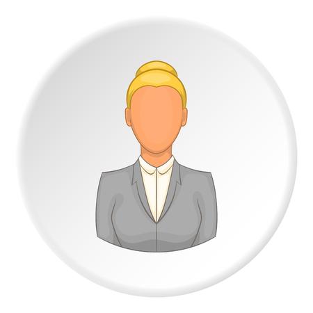 Teacher icon. Flat illustration of teacher icon for web Zdjęcie Seryjne