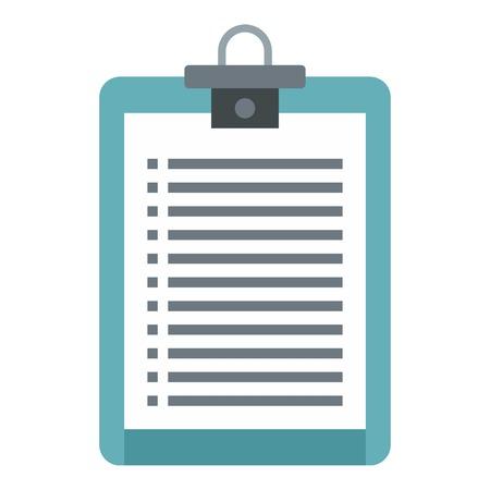 Plane tablet icon. Flat illustration of plane tablet icon for web Reklamní fotografie - 106903775