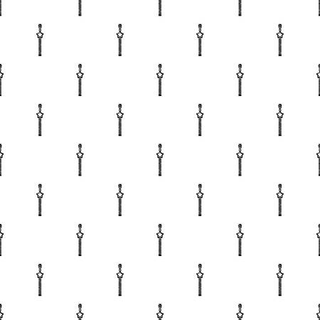 Closed zip icon, simple style