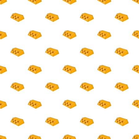 Checker taxi pattern. Cartoon illustration of checker taxi pattern for web Stock Photo