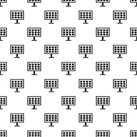 Storing files in computer pattern. Simple illustration of storing files in computer pattern for web Фото со стока