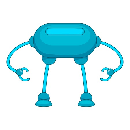 Mechanism that can move automatically icon. Cartoon illustration of mechanism that can move automatically icon for web
