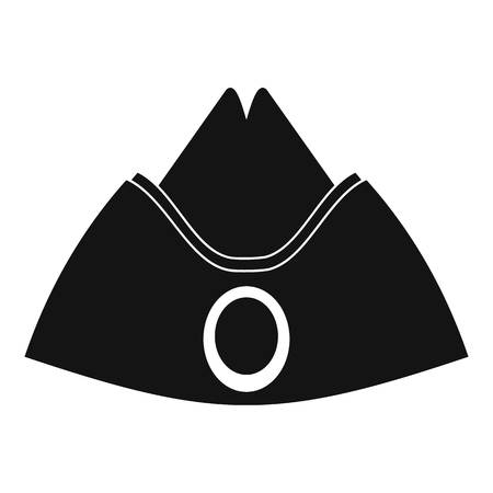Forage cap icon. Simple illustration of forage cap icon for web